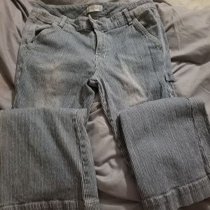 Altar'd State pin-stripped Jean's. Very cute